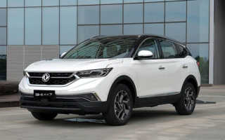 Обзор DongFeng AX7 2019