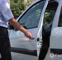 Автомобильные доводчики дверей