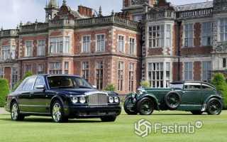 Самые роскошные английские автомобили