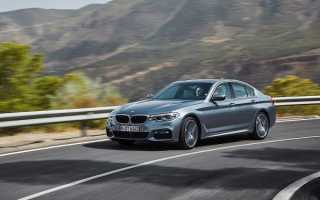 BMW 5 Series G30 2017 — эволюция совершенства