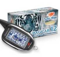 Сигнализация Scher-Khan Magicar 12 с автозапуском мотора