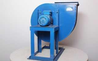 Вентилятор для покрасочной камеры: типы системы воздухообмена