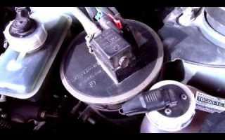 Замена масла в кпп ваз 2114 видео