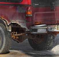 Причины коррозии автомобиля