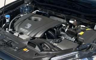 Двигатели SKYACTIV — особенности работы