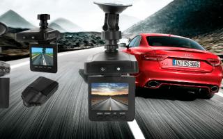 Многофункциональный автомобильный видеорегистратор HD Smart
